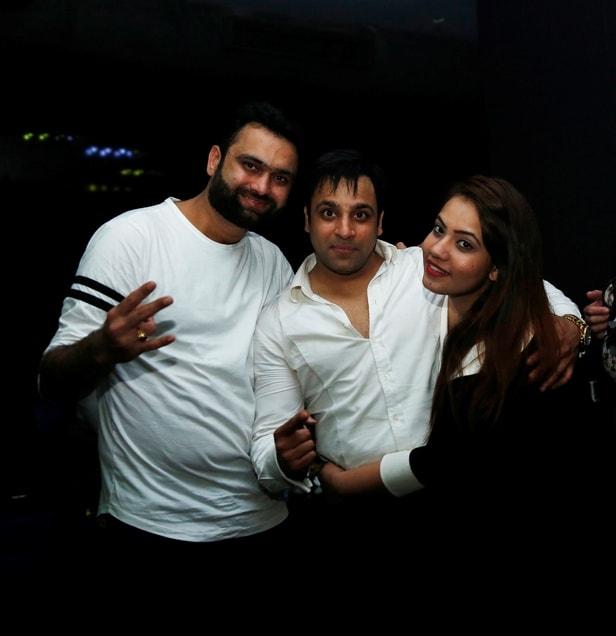 5. Mehul Vithlani, Abhishek Awasthi and Ankita Goswami