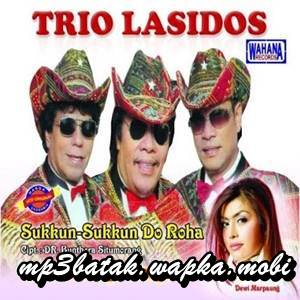 Trio Lasidos - Sukkun Sukkun Do Roha (Full Album)