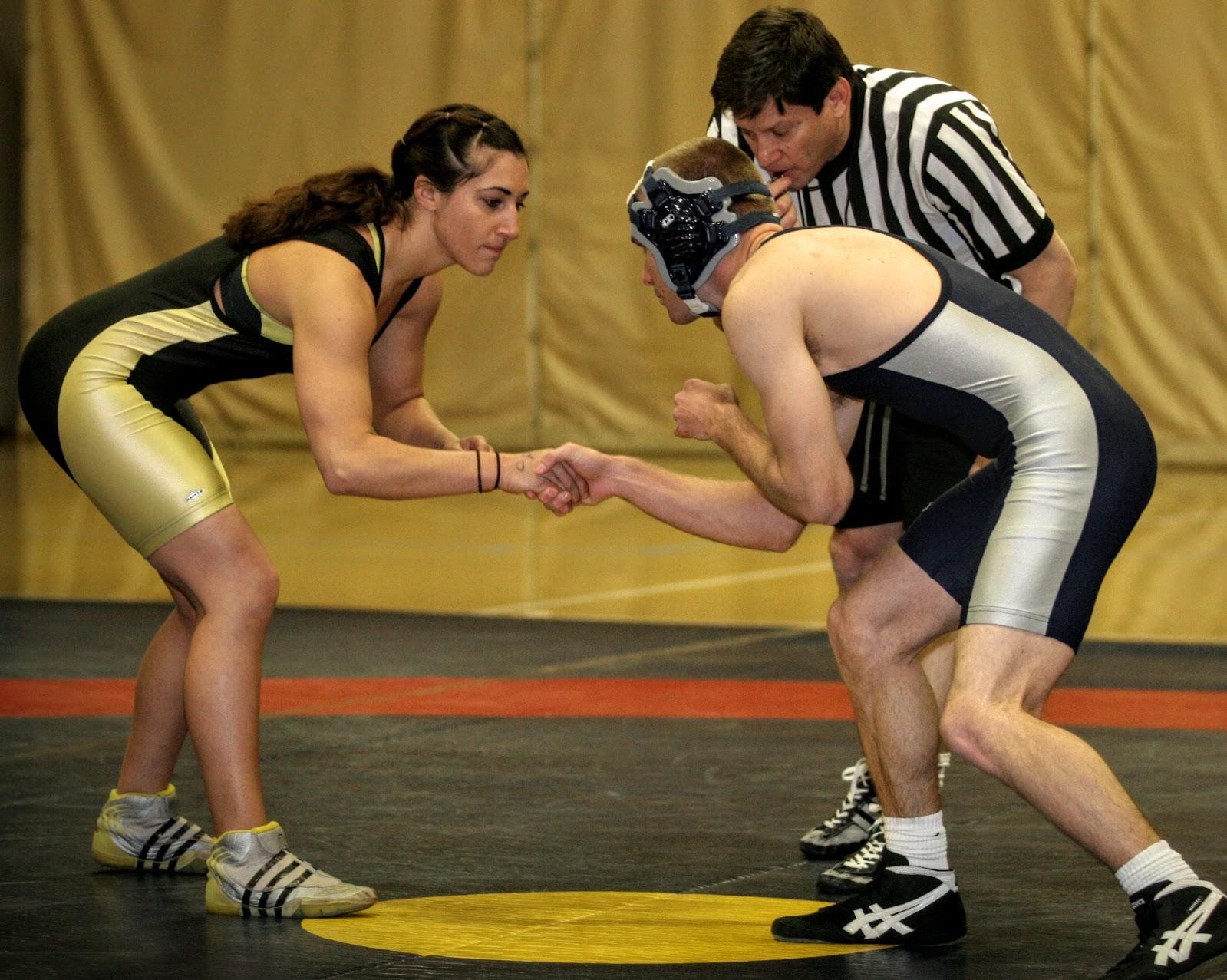 Wrestling Men 31