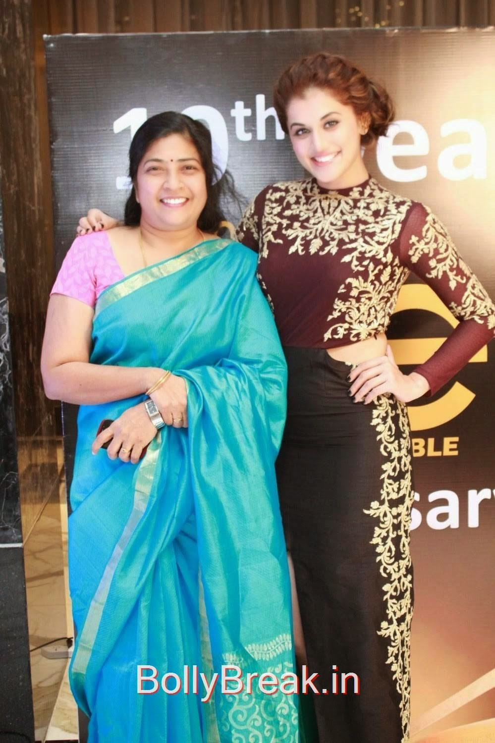 Taapsee Stills, Hot Pics Of Taapsee We Magazine 10 Year Ceremony