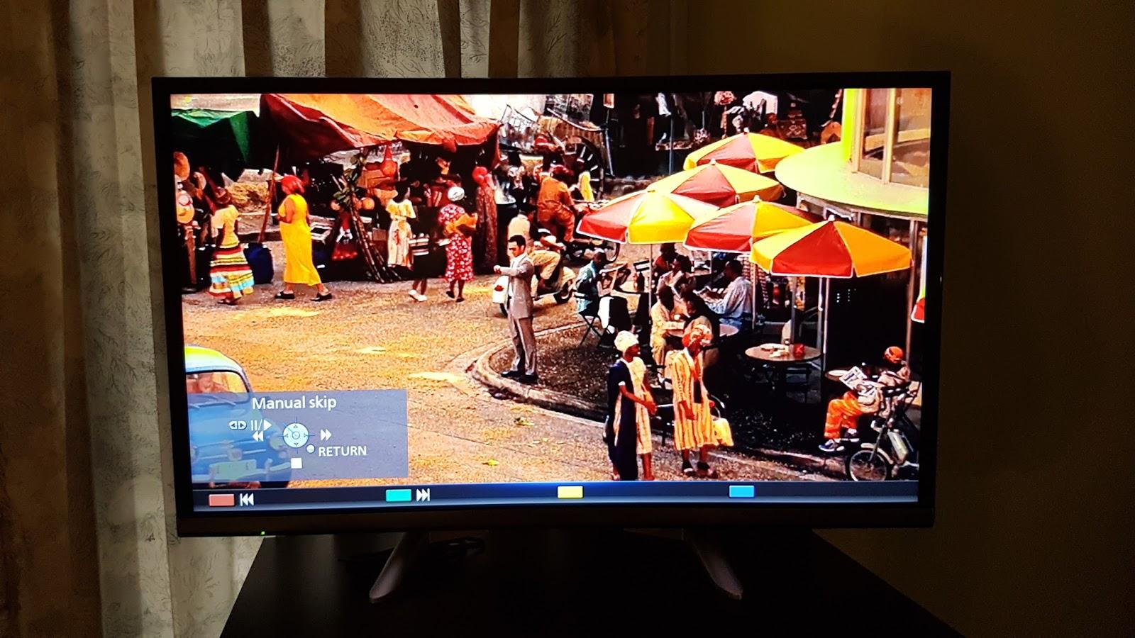 Setting up Plex to work with a Panasonic Viera HDTV and Kodi Comparisons