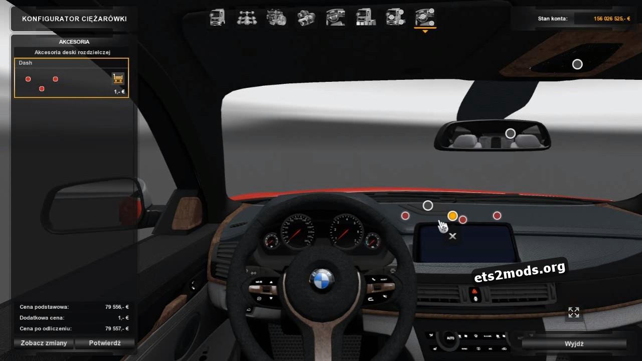 Car - BMW X6 2016 V 1.1