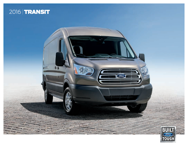 Downloadable 2016 Ford Transit 350-Brochure