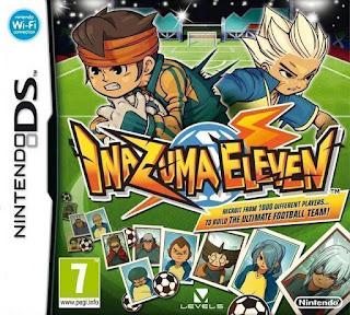 Inazuma Eleven cover