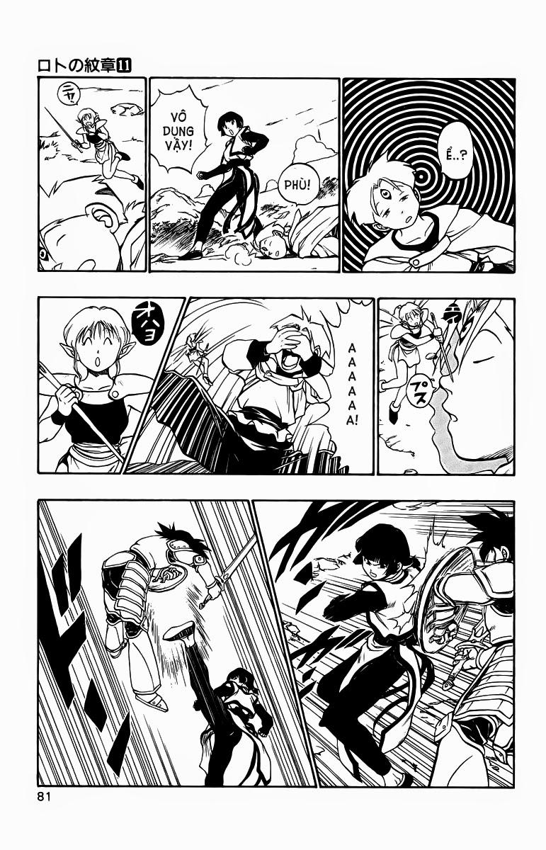 Dragon Quest: Emblem of Roto chap 39 trang 32