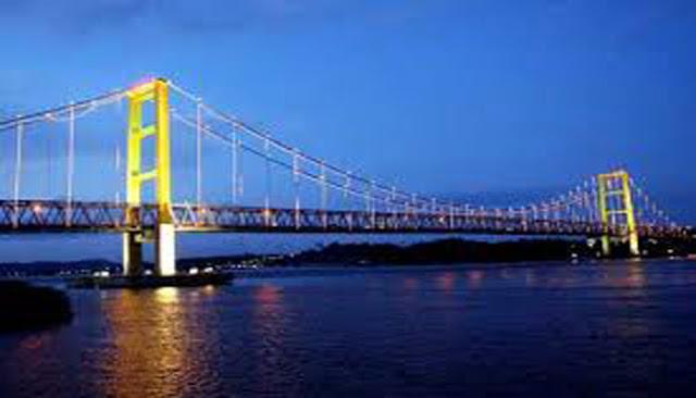 Jembatan Paling Terkenal Di Indonesia