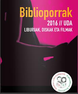 BIBLIOPORRAK UDA 2016