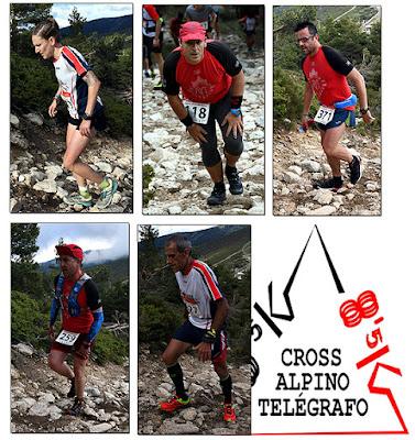 Atletismo Aranjuez Cross del Telégrafo