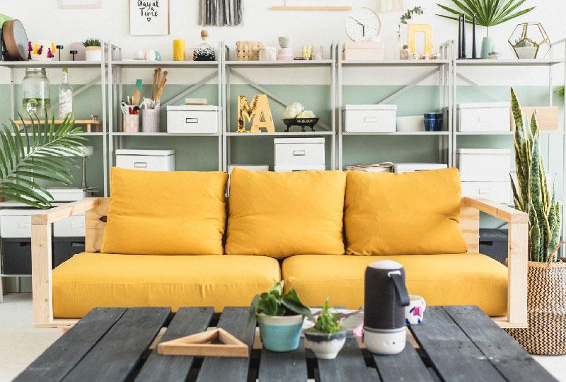 Realizzare fai da te un comodo divano in legno blog di for Divano fai da te