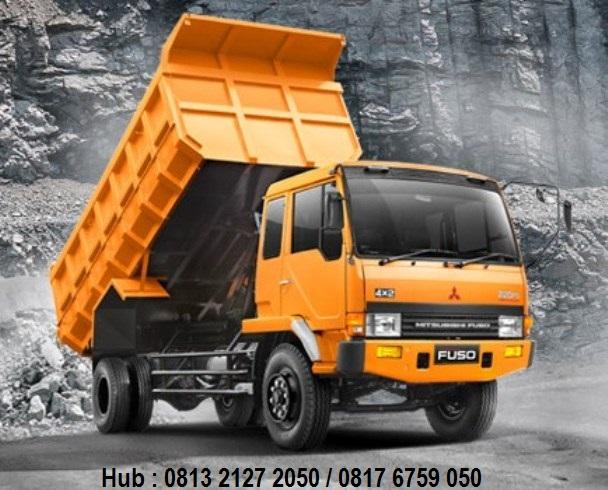 promo mitsubishi fuso dump truck 2017, promo diskon fuso 2017