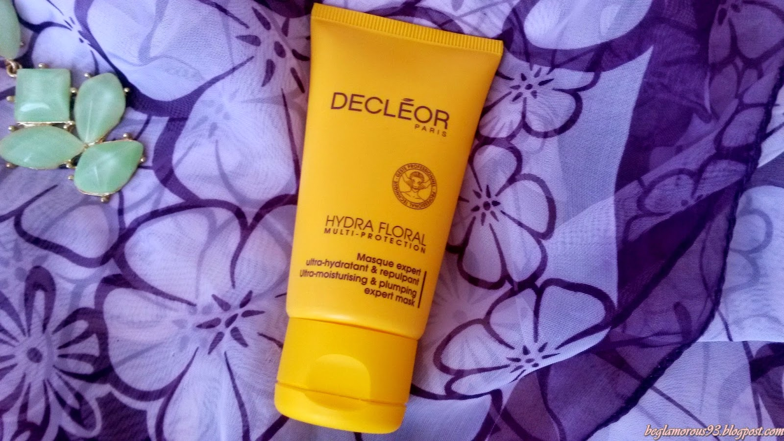Decleor Hydra floral mask