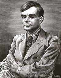 Alan Turing — a short biography