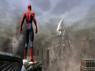 Spiderman 2 Screenshot 2