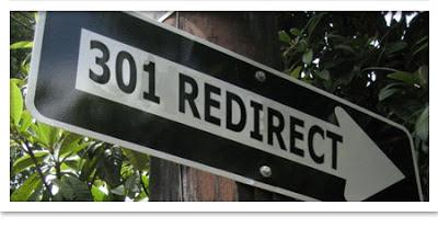Redireccionamientos 301 para no perder posicionamiento web