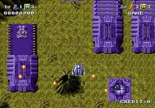 Game: Blade Eagle 3D