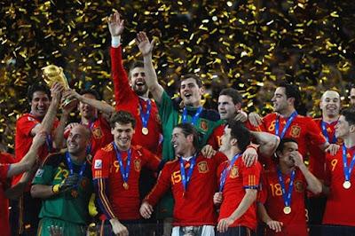 Spanyol Terancam Gagal Tampil di Piala Dunia 2018
