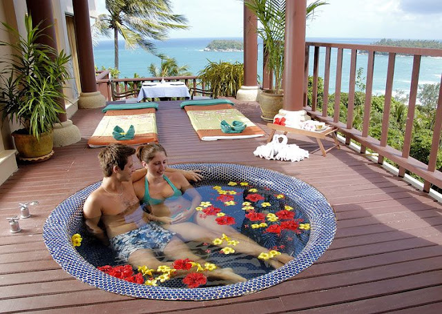 5-Star Indigo Pearl Hotel in Phuket, Thailand   Hospital interior design,  Luxury interior, Interior design