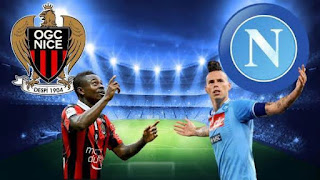 napoli vs nice Live stream Soccer today 20-8-2017