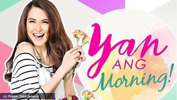 Marian Rivera's morning show has set its finale episode to August 12