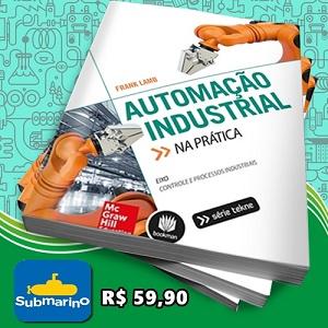 preço do livro automação industrial na prática