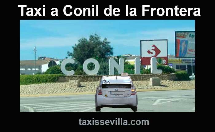 taxi a conil