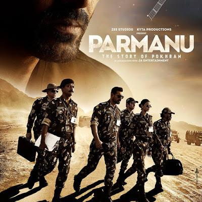 New Poster Of Parmanu