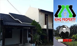 Rp.1.1 Milyar Dijual Rumah Siap Huni + S POOL Di Sentul Residence Sentul City ( Code : 402 )