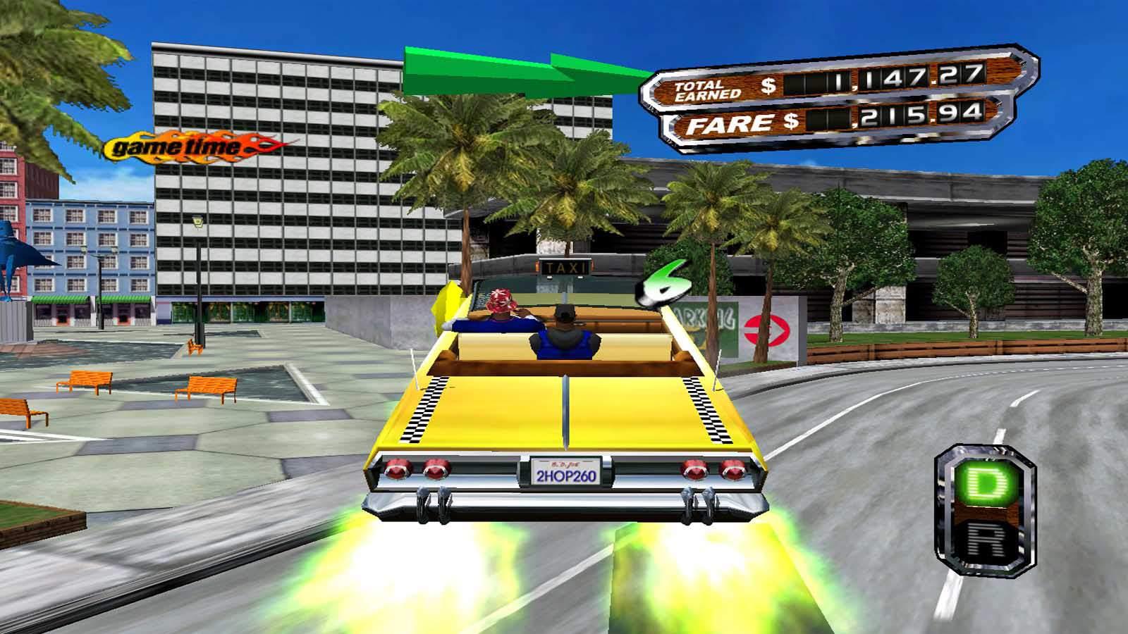 تحميل لعبة Crazy Taxi 3 مضغوطة برابط واحد مباشر كاملة مجانا