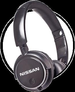 Férias em dia Nissan Headphone-nissan