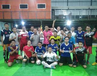 Bulan Ramadhan Malah Adakan Turnamen Futsal