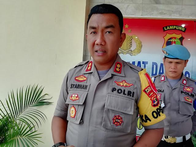 3.095 TPS di Lamsel Hanya Akan Dijaga 439 Personel, Syarhan : Kami Juga Akan Dibantu Oleh Polda