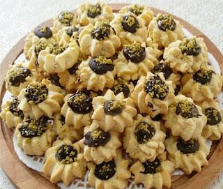 Pastane Kurabiye
