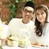 Dahlia Hlive & suami berkenalan di instagram