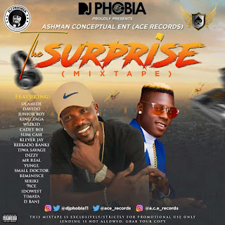 [Mixtape] DJ Phobia – Suprise Mix