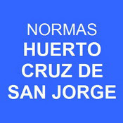 Normas Huerto Cruz de San Jorge