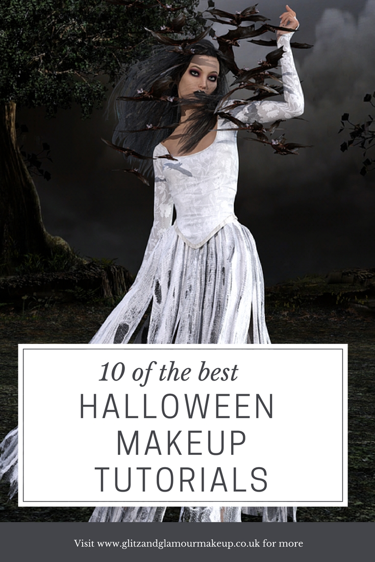 10 of the best scary halloween makeup tutorials creepy clown baditri Image collections