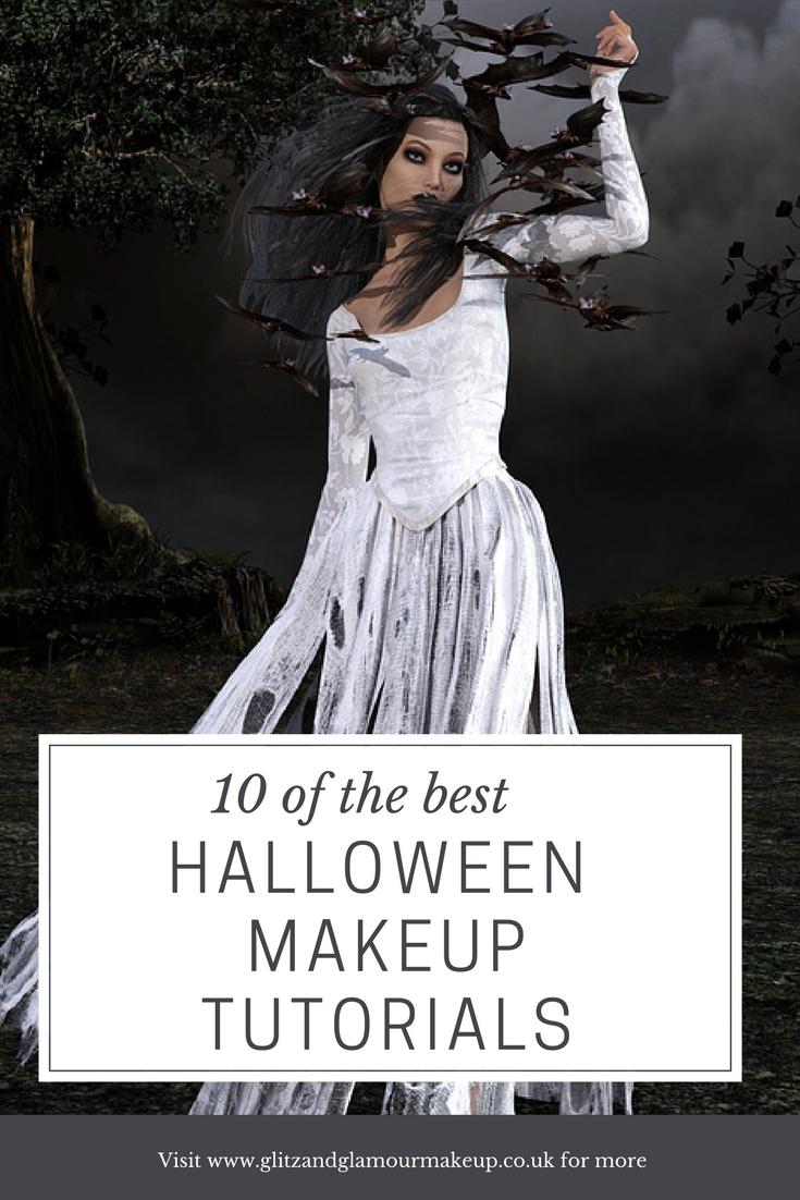 10 of the best halloween makeup tutorials