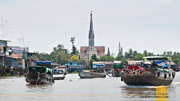 Mekong Delta Day Tour River Cruise