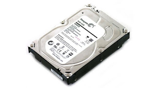 image of hard disk