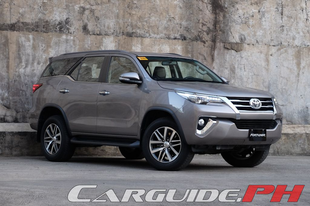 Review 2016 Toyota Fortuner 2 8 V Philippine Car News Car