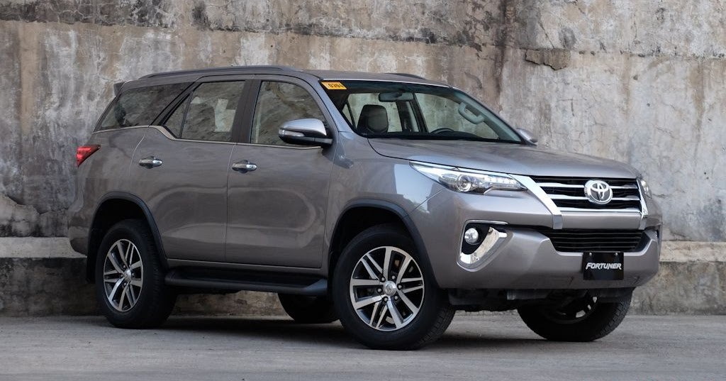 toyota fortuner full feature car photo review: 2016 toyota fortuner 2.8 v | carguide.ph ...