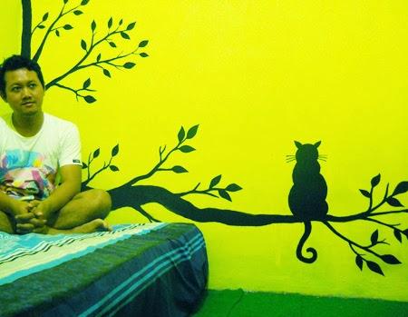 Pohon dan kucing