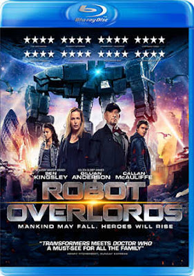 Robot Overlords 2014 BluRay 650MB Hindi Dubbed Dual Audio 720p
