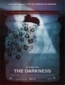 Ver The Darkness (2016) Online
