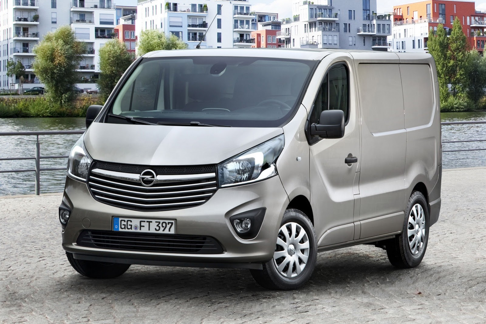 New Fiat Talento Joins The Renault Traffic And Opel