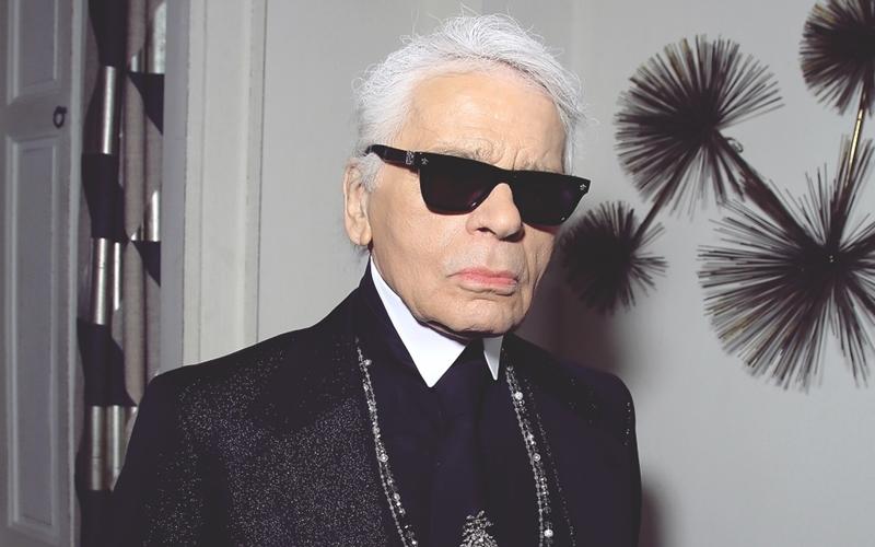 Karl Lagerfeld Vans İş Birliğine Geri Sayım