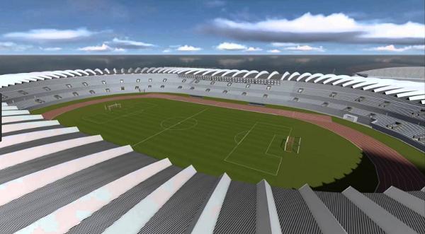 DPRD Makassar Usul Pemkot Bangun Stadion Baru untuk PSM