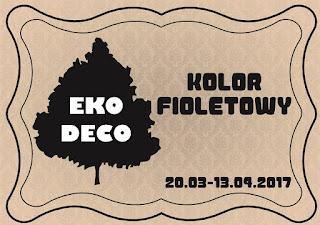 EKO-DECO Fiolet