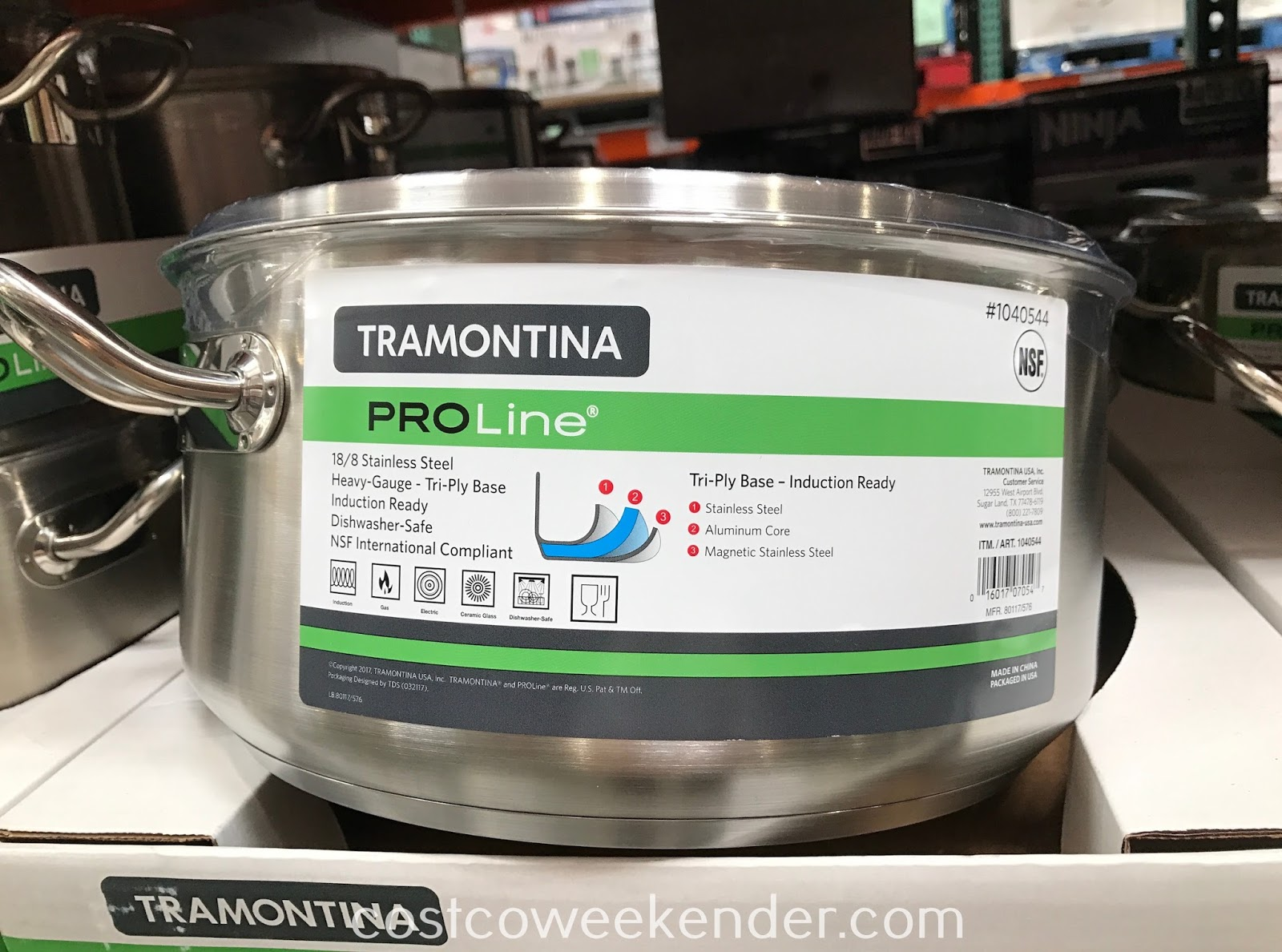 Make a healthy meal for the family with the Tramontina ProLine 9qt Dutch Oven