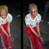 Slay Queen Tied Up For Allegedly Stealing Her Friend's N250,000 |(*photos)